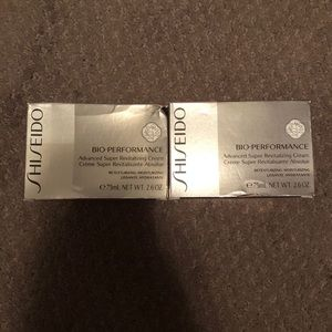 Shiseido moisturizer